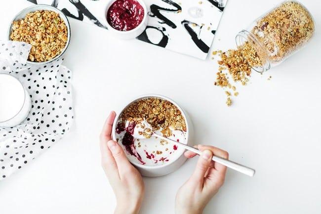 makan yogurt atasi punca usus kotor