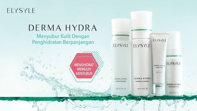 hidraderma produk mobile spa