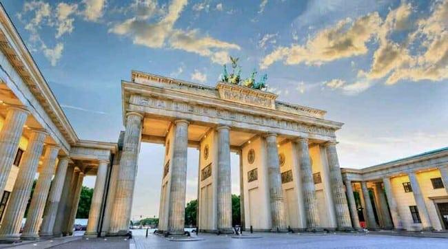 percutian terbaik ke german