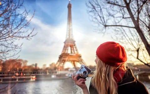 pakej percutian pilihan ke paris