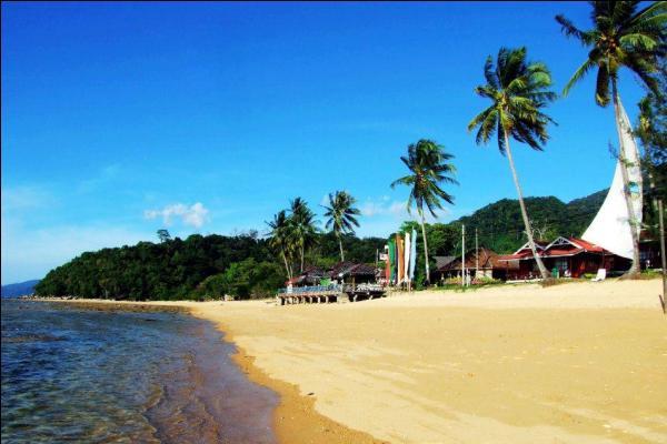 paya beach pulau tioman percutian