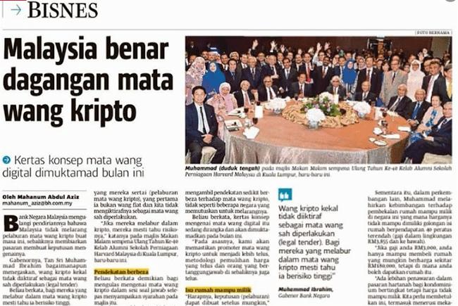 pelaburan terbaik di malaysia akhbar