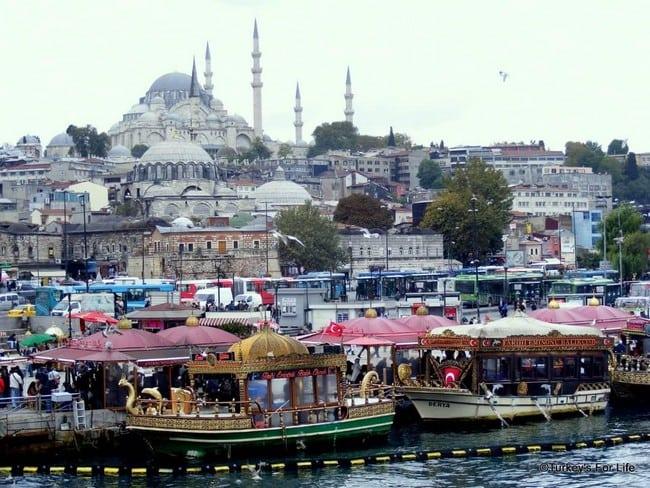 tempat pelancongan murah ke turki