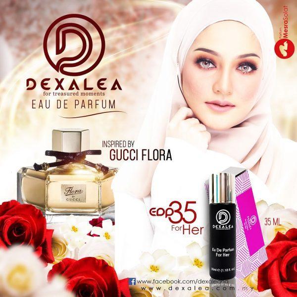 perfume dexalea murah dan tahan lama gucci flora