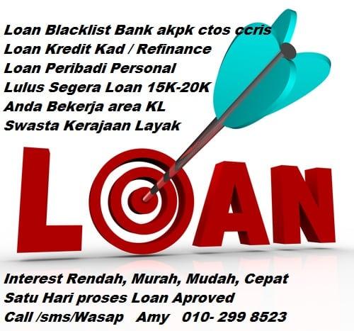 pinjaman peribadi untuk blacklist loan