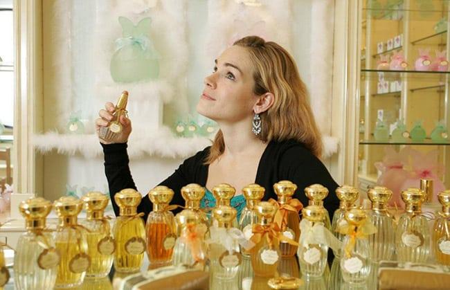 promosi luxury perfume wanita