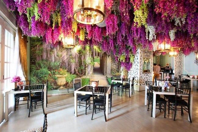 flora cafe tempat terbaik untuk sambut anniversary di kuala lumpur
