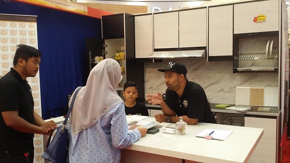 Tahu Kabinet Dapur Murah di Kelantan