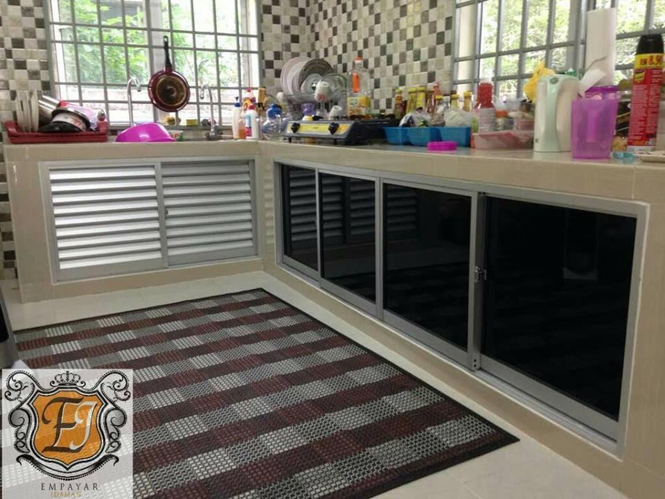 Kabinet Dapur Murah di Kelantan