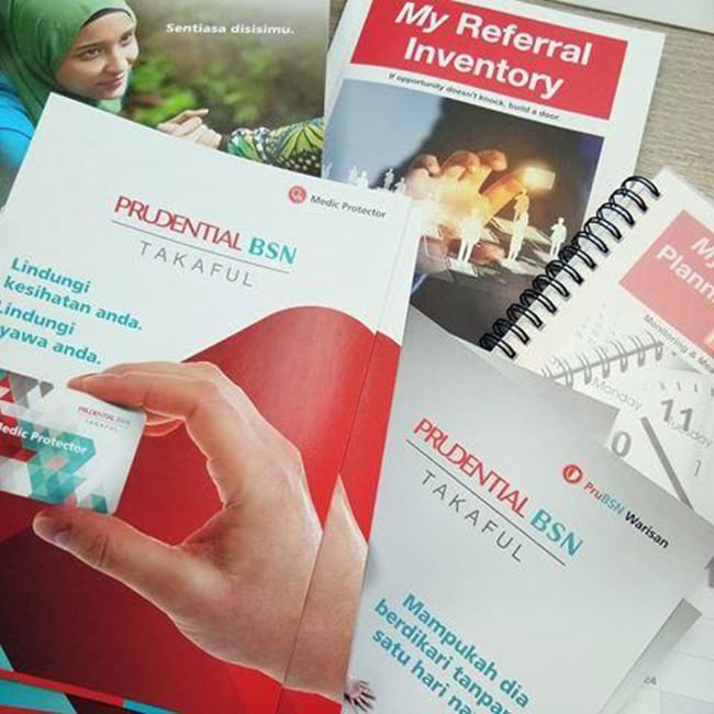 Antara Medical Card Prudential BSN Takaful Murah 2018