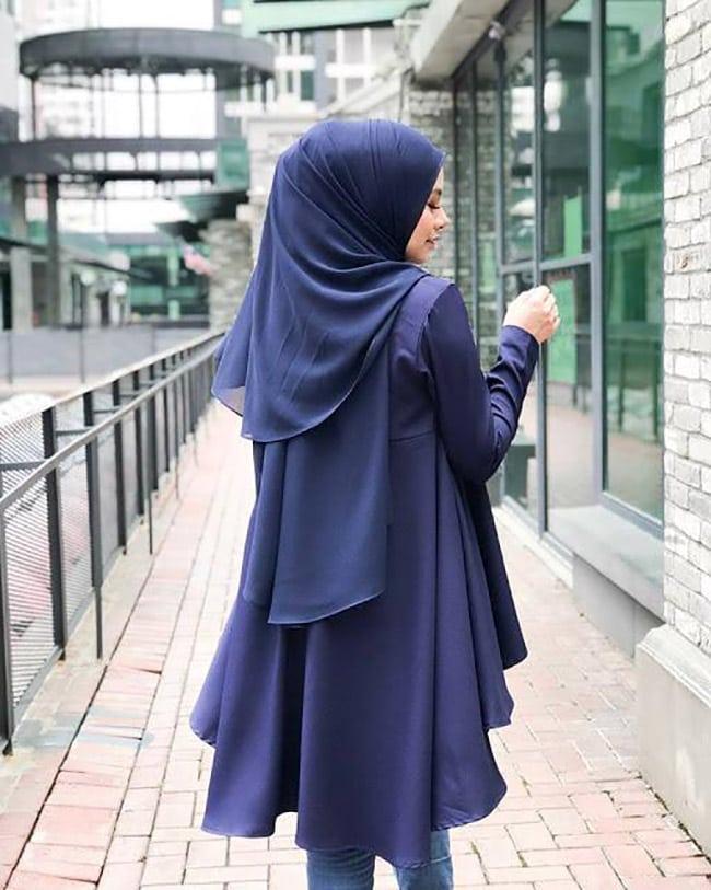 Pakaian Muslimah Heaxabell Cantik