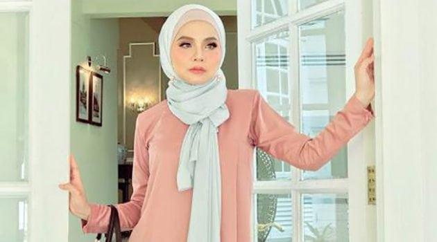 Pakaian Muslimah Heaxabell Model