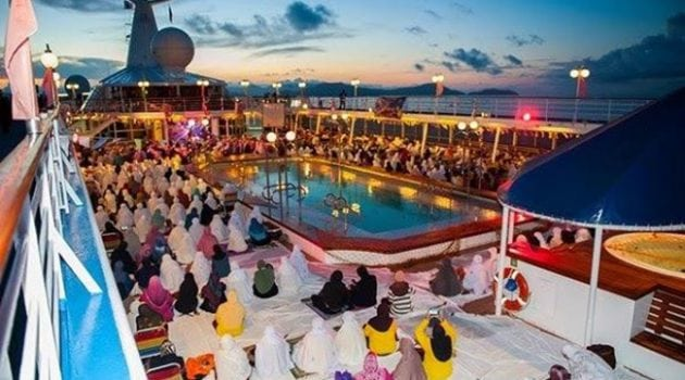 Pakej Pelayaran Islamik Kapal