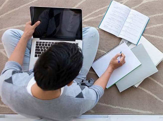 Peperiksaan Online Belajar