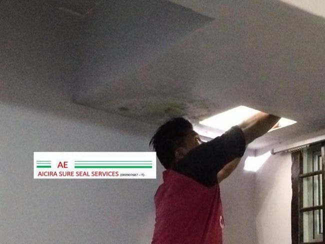 Adanya Tukang Baiki Bumbung Bocor di Johor
