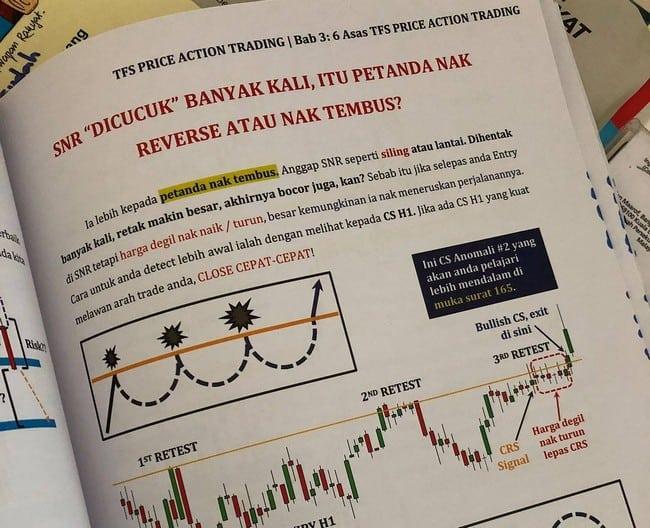 kaedah betul trading forex terbaik