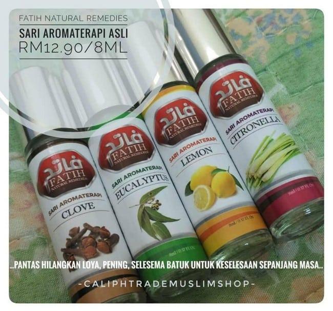 sari aroma untuk antibodi hebat