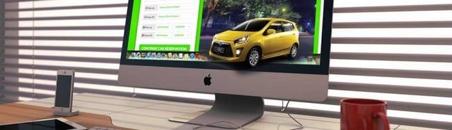 tempah kereta sewa murah di port dickson online