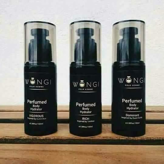 minyak wangi inspired for men