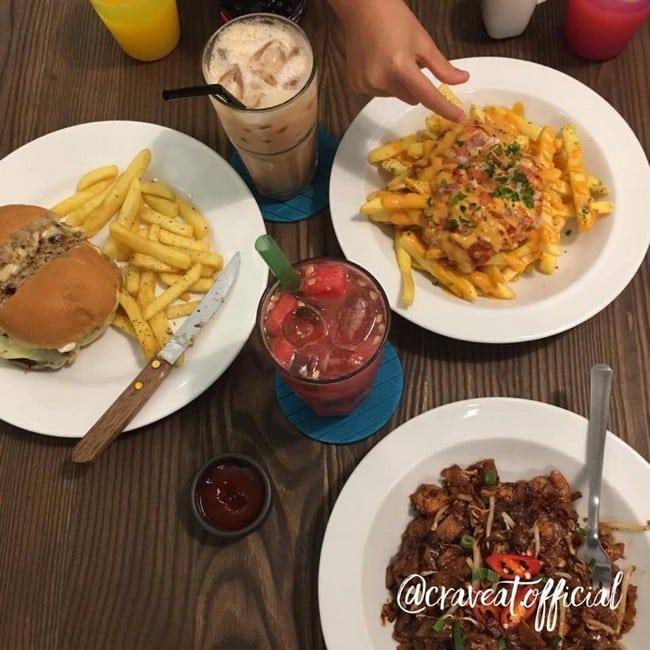 menu restoran western terbaik di shah alam