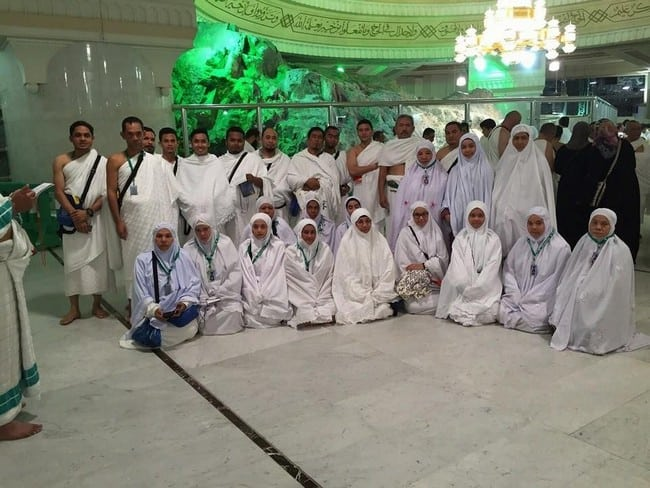 testimoni peserta 1 pakej umrah terbaik dari Daurah Haramain