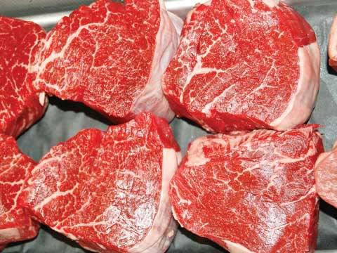 pembekal daging yang cantik