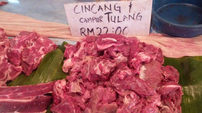 pemborong daging cincang KL