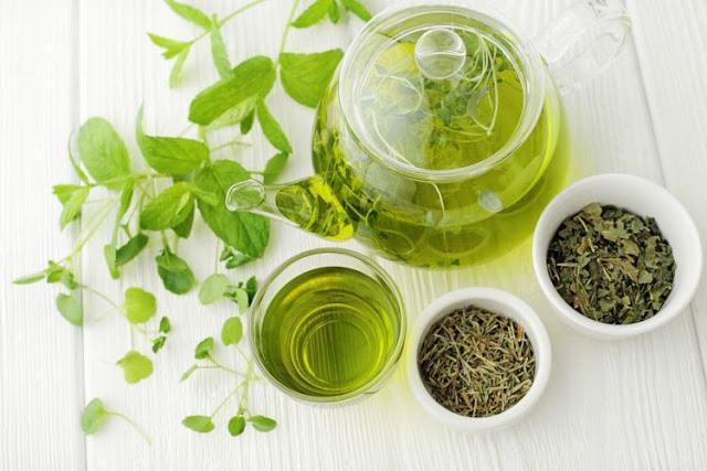 teh hijau rahsia kulit cantik