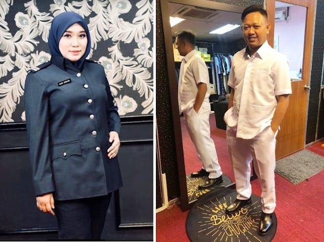 tukang jahit baju uniform di johor