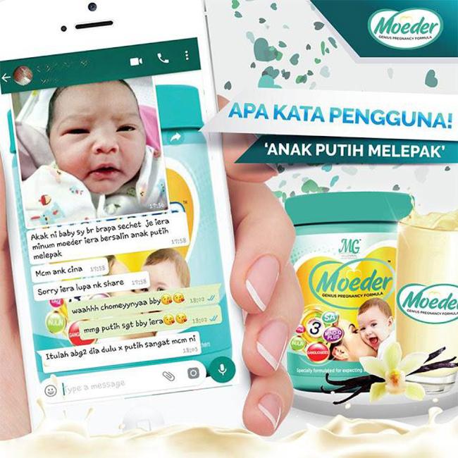 Antara Cara Tambah Susu Ibu