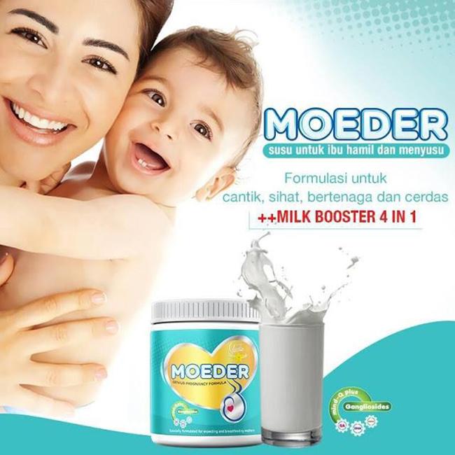Ada Cara Tambah Susu Ibu