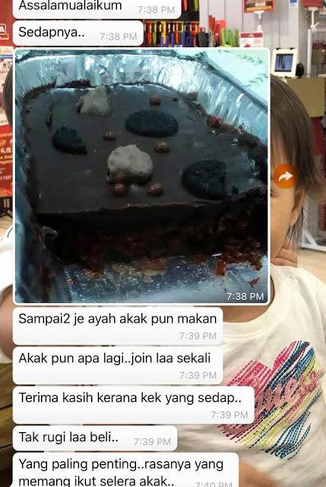 Selain itu Kek Premium Sedap Di Melaka
