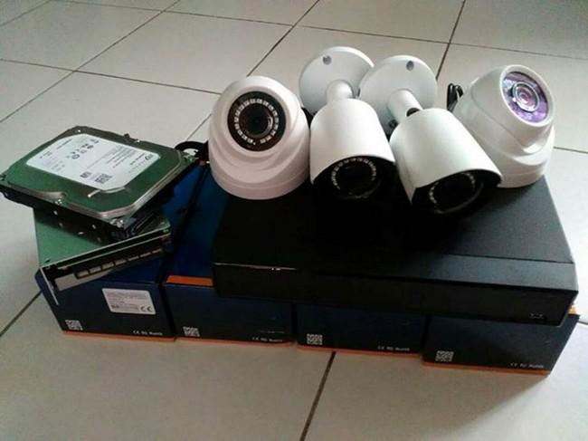 Ada Kelebihan Pasang Kamera CCTV