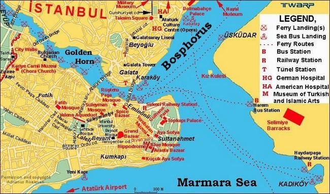 Pakej Percutian Ke Turki