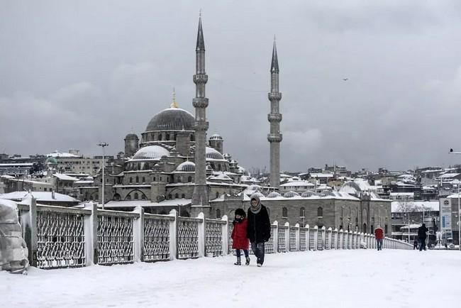 Adanya Pakej Percutian Ke Turki