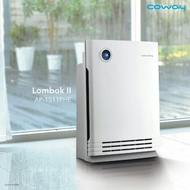 Ada Penapis Udara Lombok