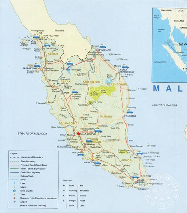 Perkhidmatan Sewa Lori 1-3 Tan di Perak