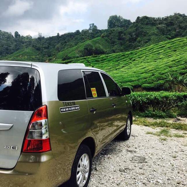 Adanya Perkhidmatan Teksi Malaysia Murah