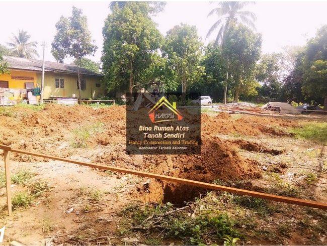 tanah untuk bina rumah sendiri