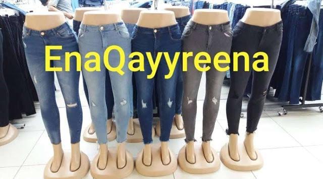seluar jeans perempuan