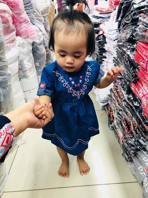 dropship pakaian kanak - kanak dan dewasa