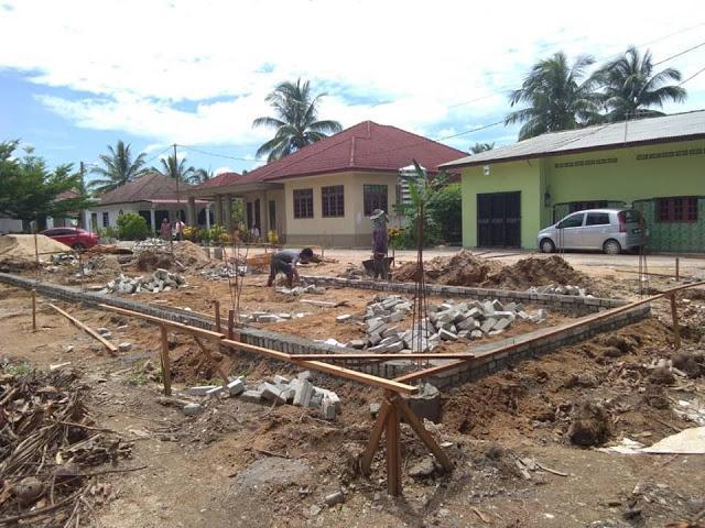 kontraktor bina rumah yang dipercayai