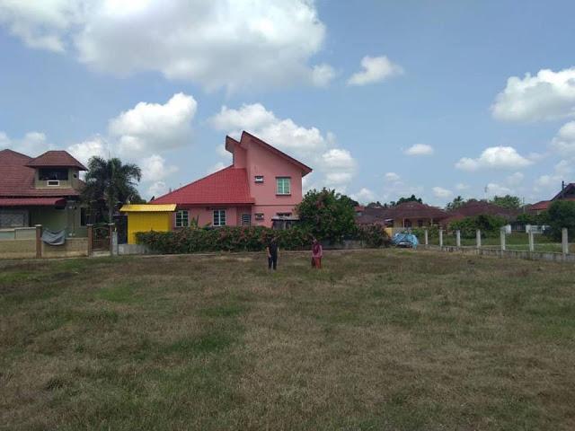 lokasi bina rumah dan jenis tanah