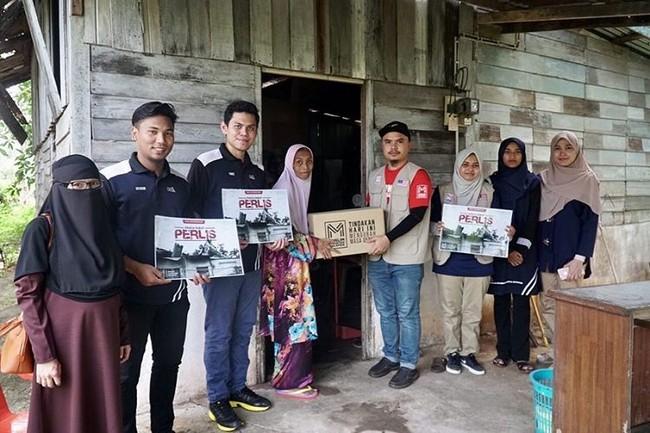 misi bantuan untuk keluarga miskin