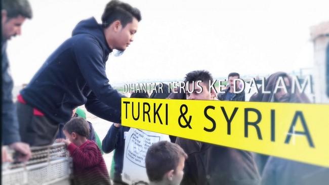 misi turki dan syria untuk ummah