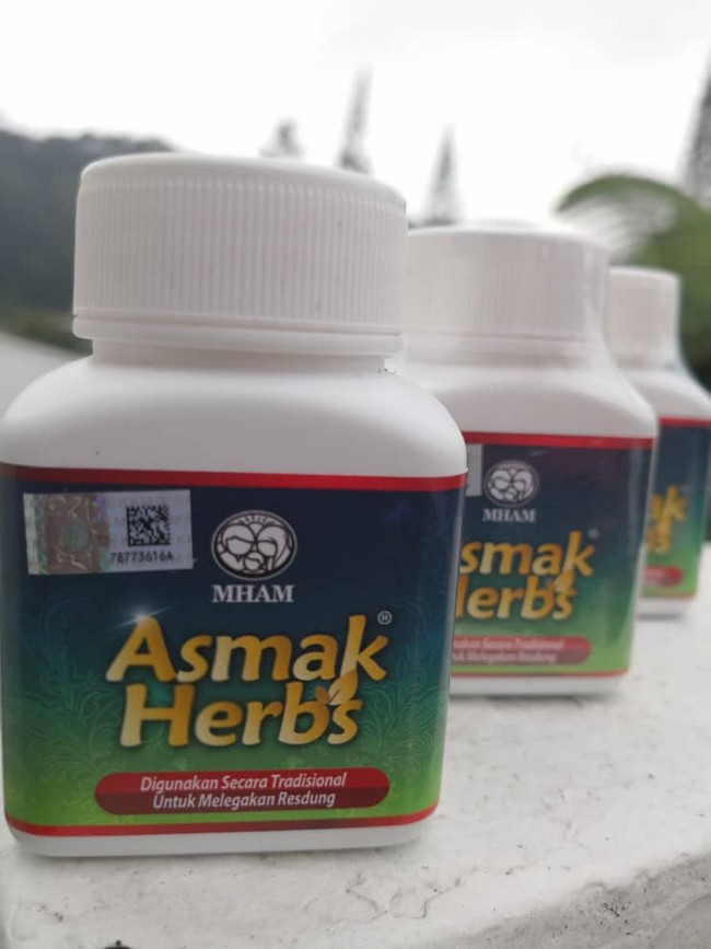 herba tradisional untuk resdung