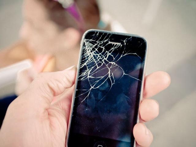 nak baiki iphone rosak