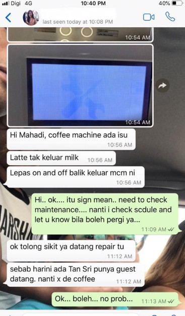 testimoni jura coffee machine