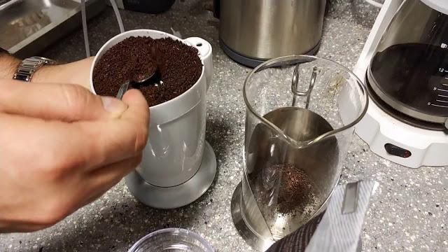 pembuat kopi sedap