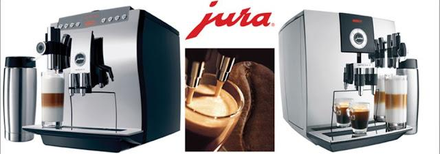 coffee machine jenama jura